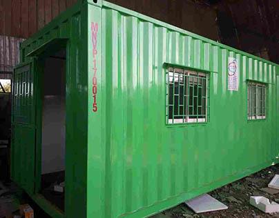 mua ban container van phong