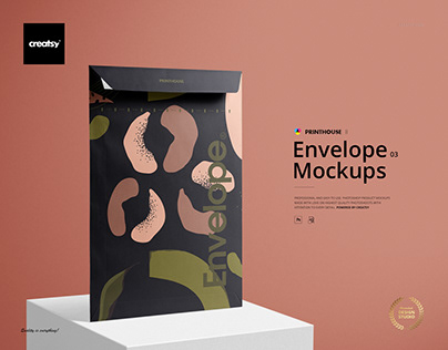 Envelope Mockup Set 03