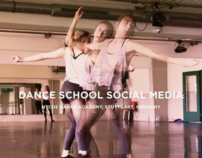 NYCDS Dance School social media