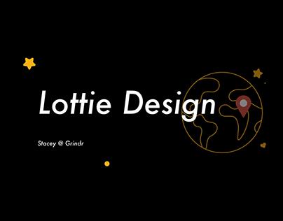 Lottie Micro-animation Design