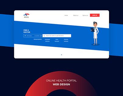 MedXol - Online health portal