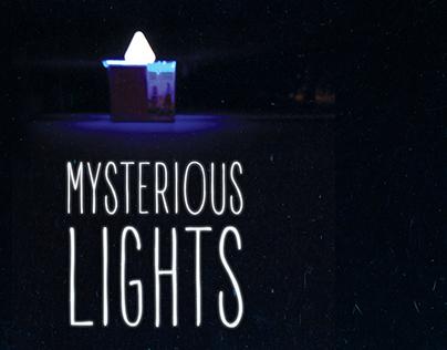 Mysterious Lights art book