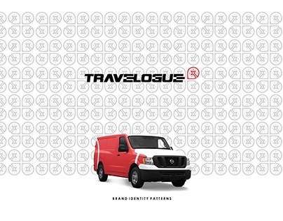 BRAND IDENTITY FOR TRAVELOGUE-X