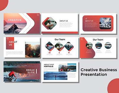 Creative Business Presentation