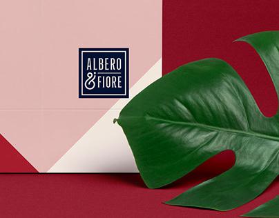 Albero & Fiore | Brand identity