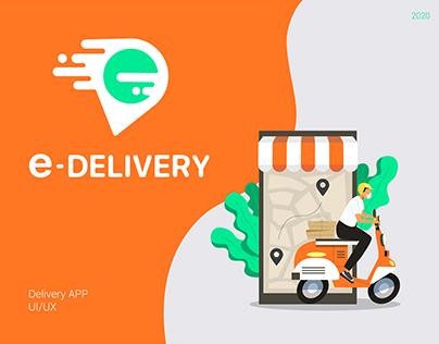 E-Delivery App