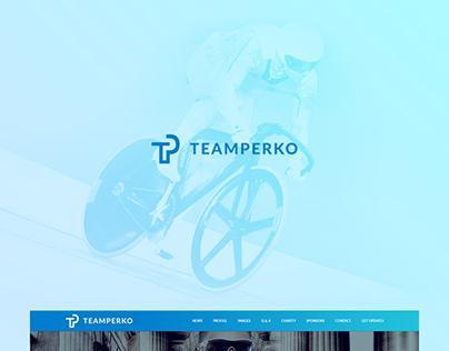 Team Perko Website Design