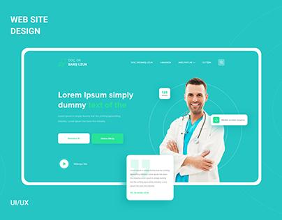 Web Design- UI/UX Design
