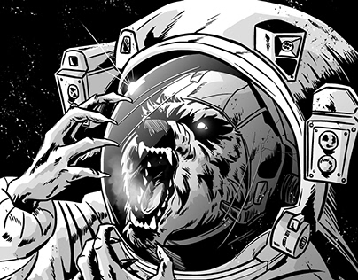 Space Werewolf