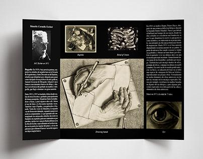 Museo del Prado: M.C Escher