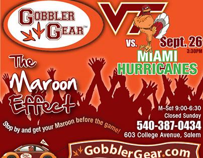 Gobbler Gear ad