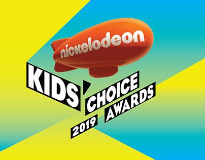 Kid's Choice Awards—Logo Exploration