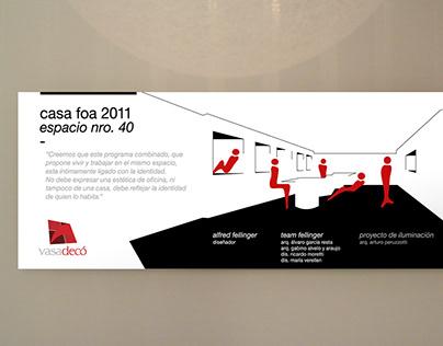 Casa FOA 2011 - Team Fellinger
