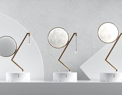 月楼丨table lamp