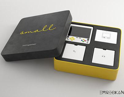 Hand Console | Small
