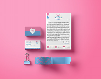 Smile Style Dental Care Collateral