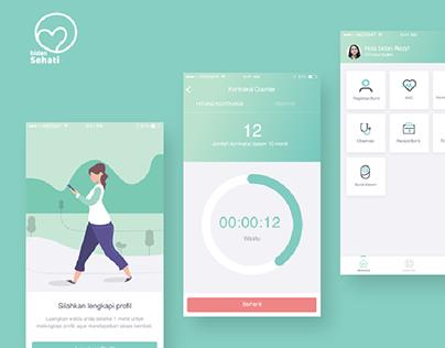 Bidan Sehati - Midewife Healthy App