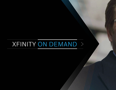 Xfinity: XOD Facets Campaign Graphics