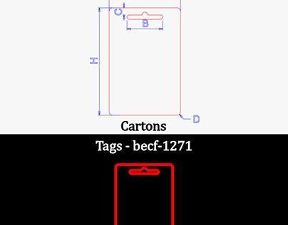 Cartons - Tags