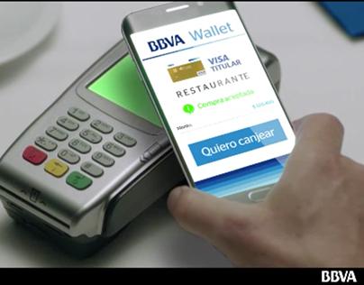 BBVA Wallet, el banco invita