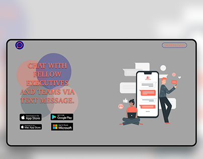 Business chat app