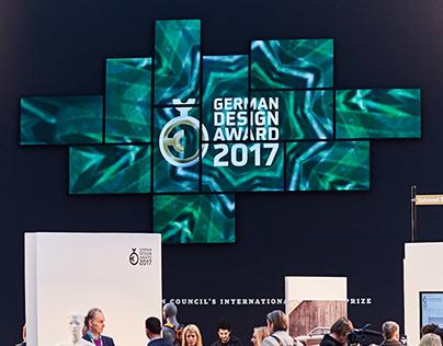 German Design Award 2017 Exhibition