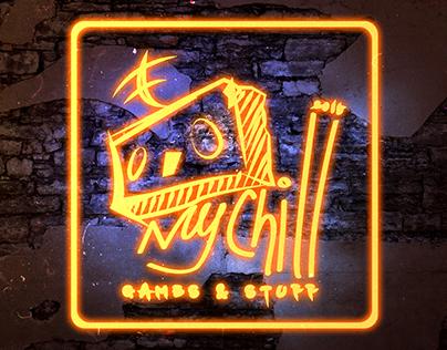 My Chill (games 'n stuff) Logo Study