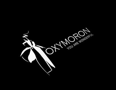Identity for a showroom Oxymoron