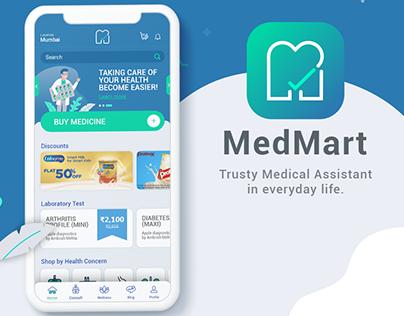MedMart Application: Trusty Medical Assistant