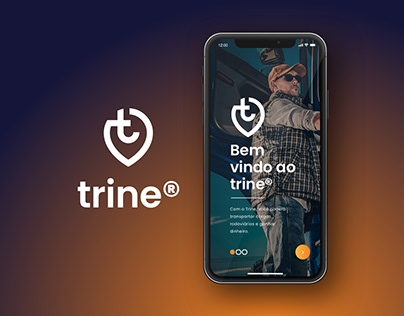 Trine - An App for truck drivers