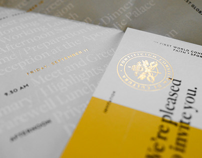 Vatican City | Invitation cards