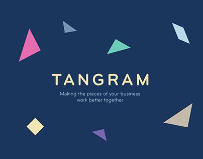 Tangram Consulting - Brand Identity