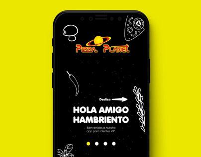 App Pizza Planet