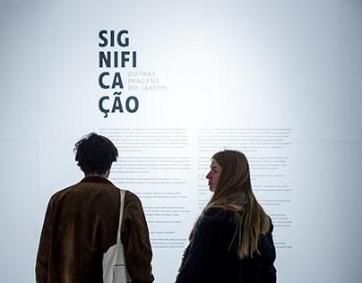 Significação | Exhibition