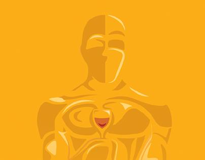 Oscar party at Vino levantino