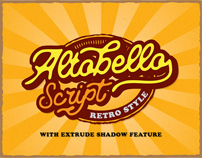 Altobello Script | Free Demo