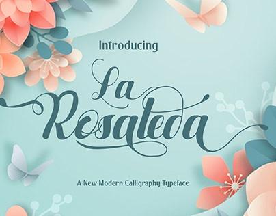 La Rosaleda Serif Duo Font