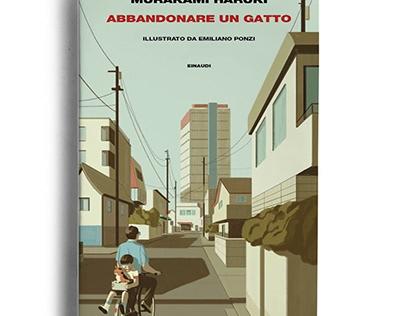 """""""Abbandonare un gatto"""" by Haruki Murakami"""