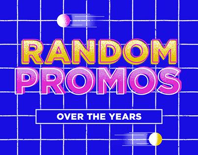 Random Promos