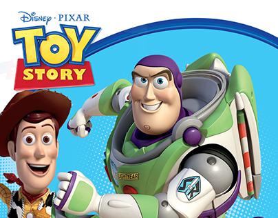 Disney by Heys USA Group - Toy Story_Kids Luggage