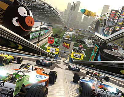 Trackmania Turbo - Launch Campaign