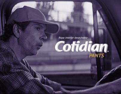 Cotidian Pants // Que la incontinencia no te detenga