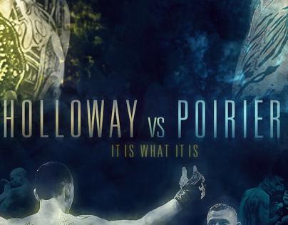 UFC 236: Holloway vs Poirier