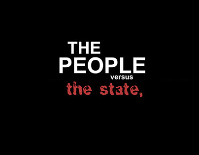 People Vs State