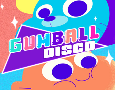 Gumball Disco - Fanart Animation