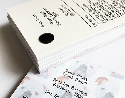 Trust Dogs Series Receipt Collection