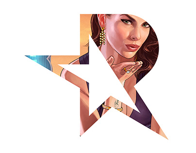 Rockstar Games Logo Redesign