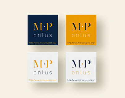 LOGO DESIGN & CORPORATE IDENTITY / MICRO PROGRESS ONLUS