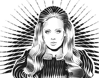 Portraits - Blackandwhite / Engraving Style
