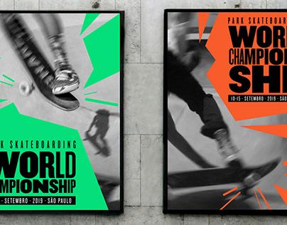 Park Skateboarding World Championship